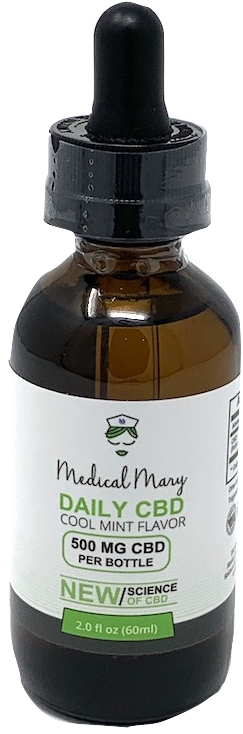 Medical Mary Daily Sublingual CBD Oils