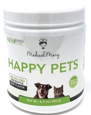 Medical Mary Happy Pets Powder