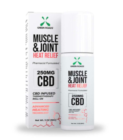 Muscle & Joint Heat Relief 250 mg