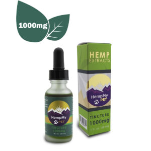 Organic CBD Oil for Pets - 1000mg