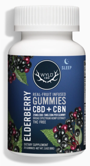 Wyld CBD Sleep Gummy