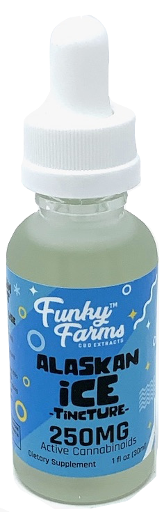 Funky Farms 30ML Alaskan Ice MCT Tinctures