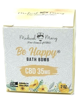 Medical Mary CBD Bath Bombs