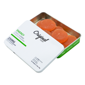 Original Hemp CBD Energy Gummy