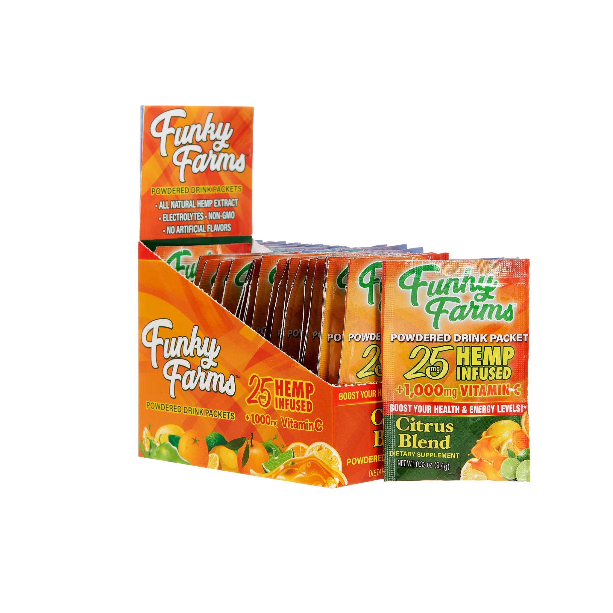 Funky Farms Drink Packets