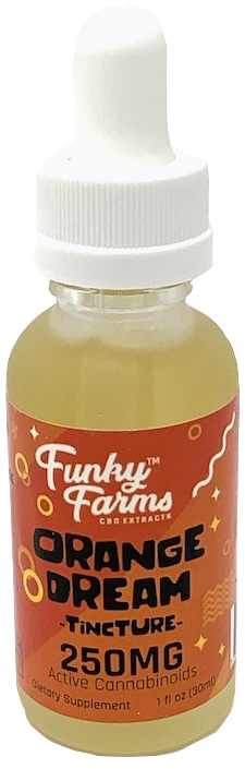 Funky Farms 30ML Orange Dream MCT Tinctures