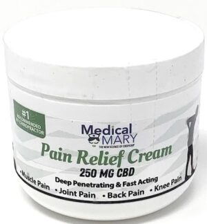 Medical Mary Pain Cream 250mg