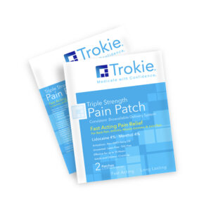 Trokie CBD Pain Patch